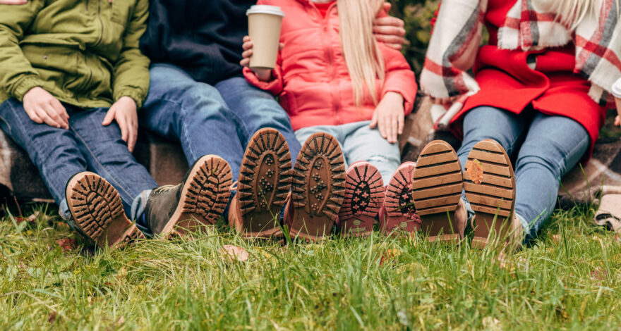 Zapatos otoño invierno para niños